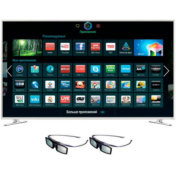 Телевизор Samsung М.Видео 19990.000