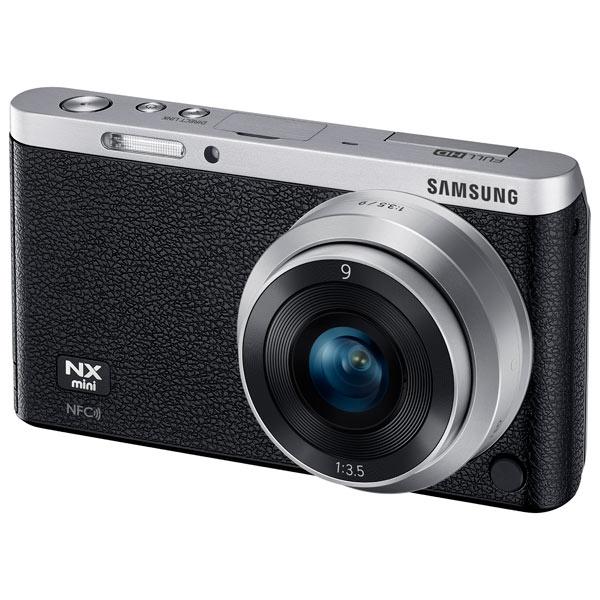 Фотоаппарат со сменной оптикой Samsung М.Видео 12990.000