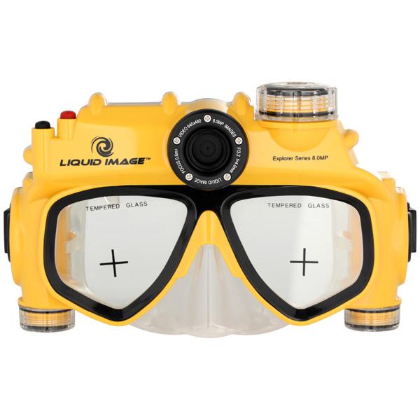 Видеокамера цифровая экшн Liquid Image М.Видео 4990.000