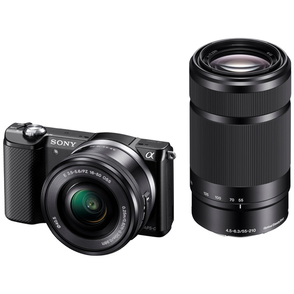 Фотоаппарат со сменной оптикой Sony М.Видео 23990.000