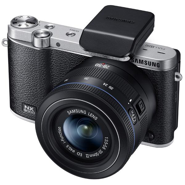 Фотоаппарат со сменной оптикой Samsung М.Видео 15990.000