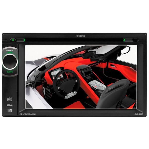 Автомобильная магнитола с DVD + монитор Prology М.Видео 8990.000