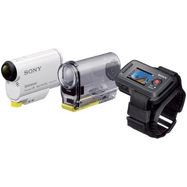 Видеокамера цифровая экшн Sony М.Видео 16990.000