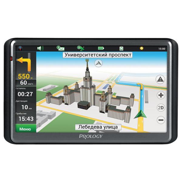 Портативный GPS-навигатор Prology М.Видео 3190.000
