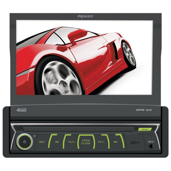 USB-Автомагнитола c встроенным монитором Prology М.Видео 6990.000
