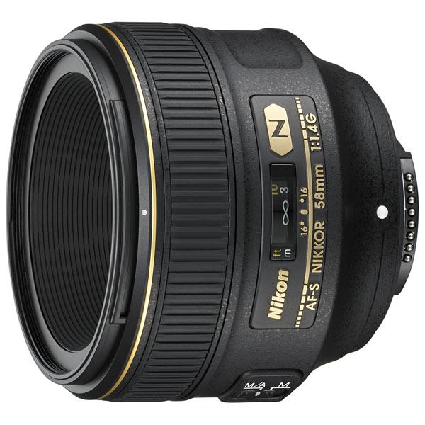 Объектив для зеркального фотоаппарата Nikon М.Видео 64990.000