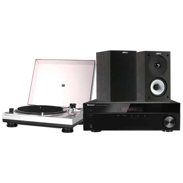 Hi-Fi система Jamo & Sherwood М.Видео 19990.000