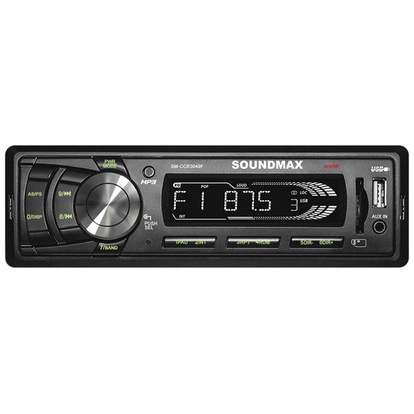 USB-Автомагнитола Soundmax М.Видео 890.000