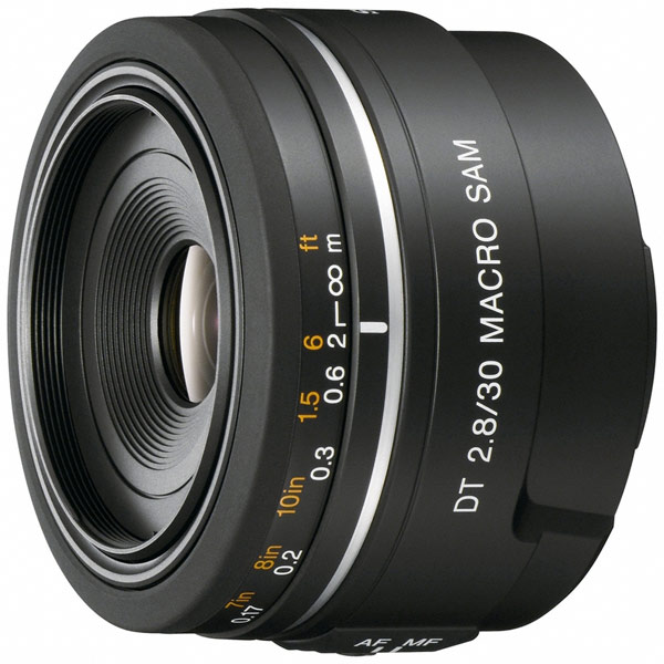 Объектив для зеркального фотоаппарата Sony М.Видео 7990.000