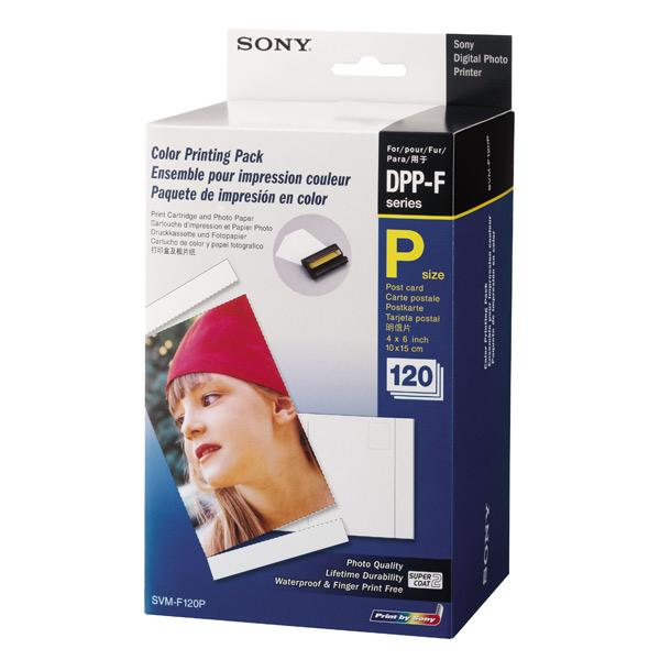 Бумага для компактного принтера Sony М.Видео 1990.000