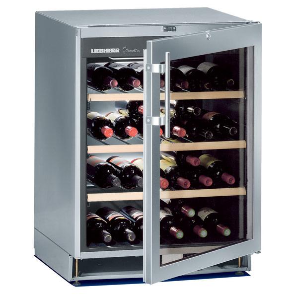 Встраиваемый винный шкаф Liebherr М.Видео 68490.000