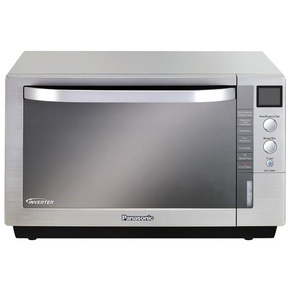 Микроволновая печь с грилем и конвекцией Panasonic М.Видео 17990.000