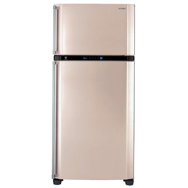 Холодильник с верхней морозильной камерой Широкий Sharp М.Видео 44990.000
