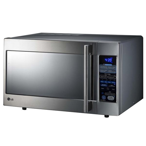 Микроволновая печь с грилем и конвекцией LG М.Видео 7990.000
