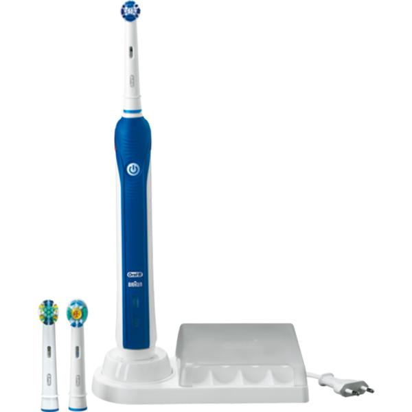 Электрическая зубная щетка Braun М.Видео 7290.000