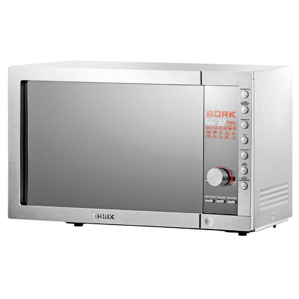Микроволновая печь с грилем и конвекцией Bork М.Видео 16990.000