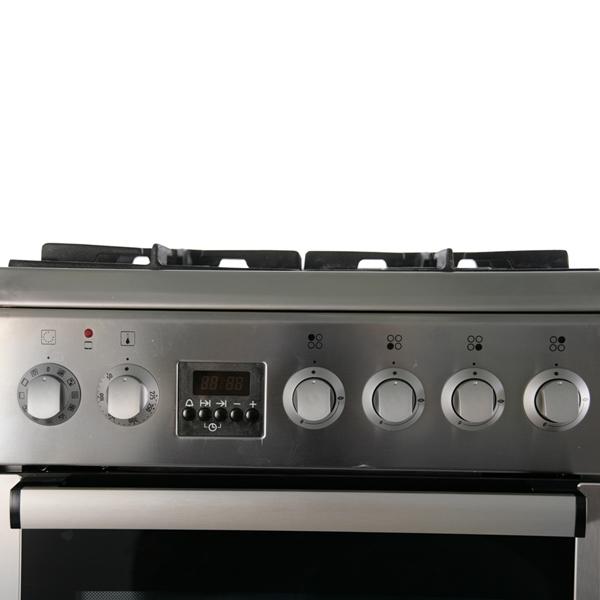 Газовая плита 50 55 см gorenje k57337ax