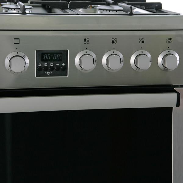 Газовая плита 50 55 см gorenje gi52420ax