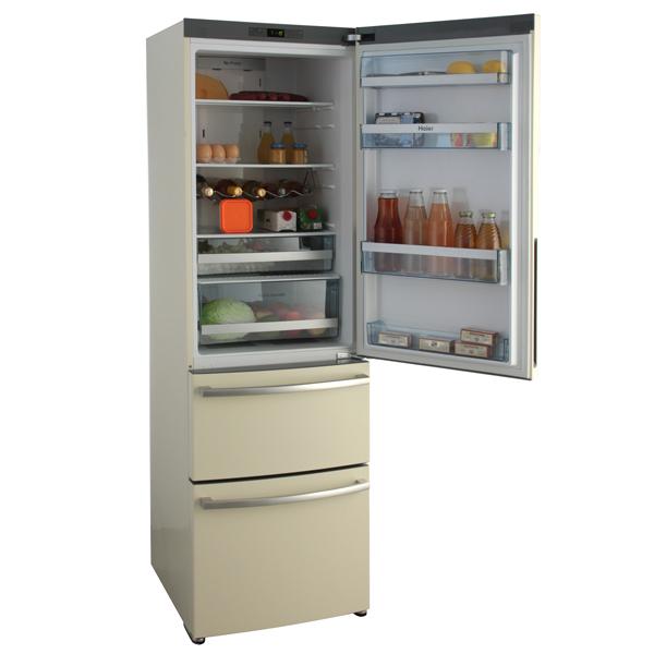 Haier сборка холодильника