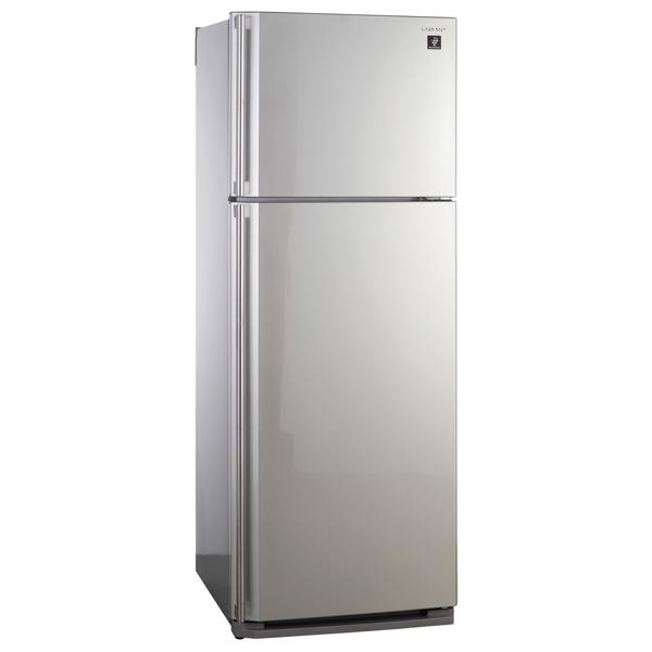 Холодильник с верхней морозильной камерой Широкий Sharp М.Видео 28590.000