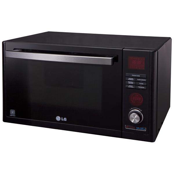 Микроволновая печь с грилем и конвекцией LG М.Видео 15490.000