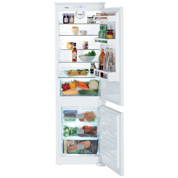 Встраиваемый холодильник комби Liebherr М.Видео 43990.000