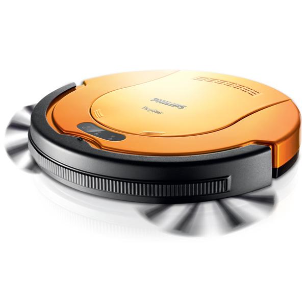 Робот-пылесос Philips М.Видео 4545.000
