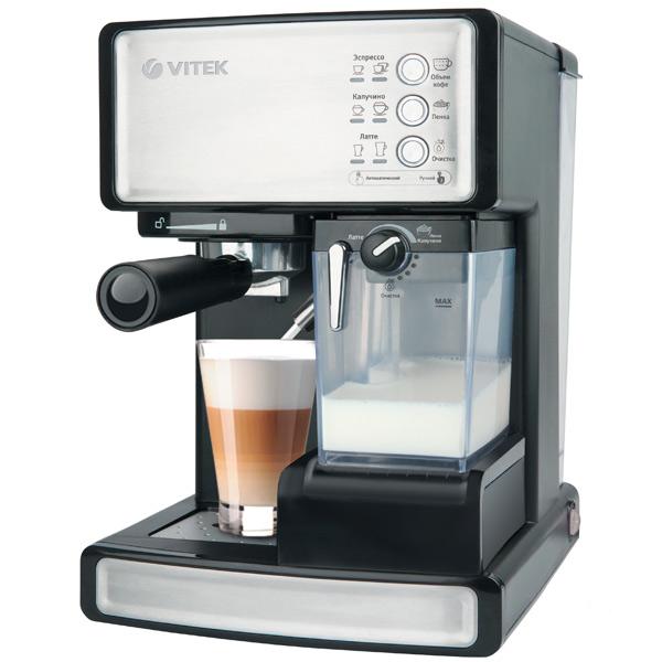 Кофеварка рожкового типа VITEK М.Видео 7990.000