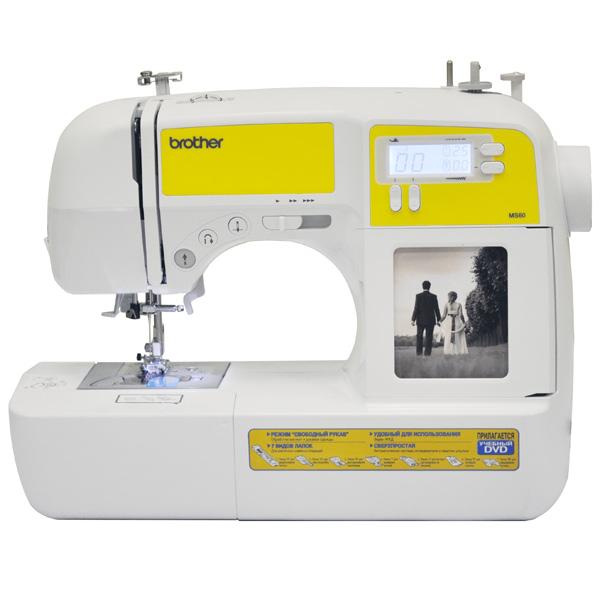 Швейная машина Brother М.Видео 12990.000