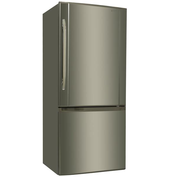 Холодильник с нижней морозильной камерой Широкий Panasonic М.Видео 62590.000