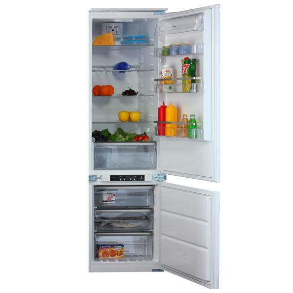 Встраиваемый холодильник комби Whirlpool М.Видео 43990.000