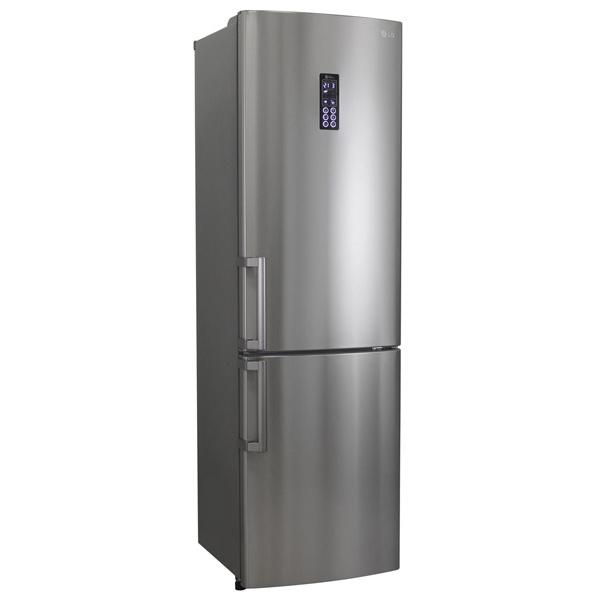 Холодильник с нижней морозильной камерой LG М.Видео 46990.000