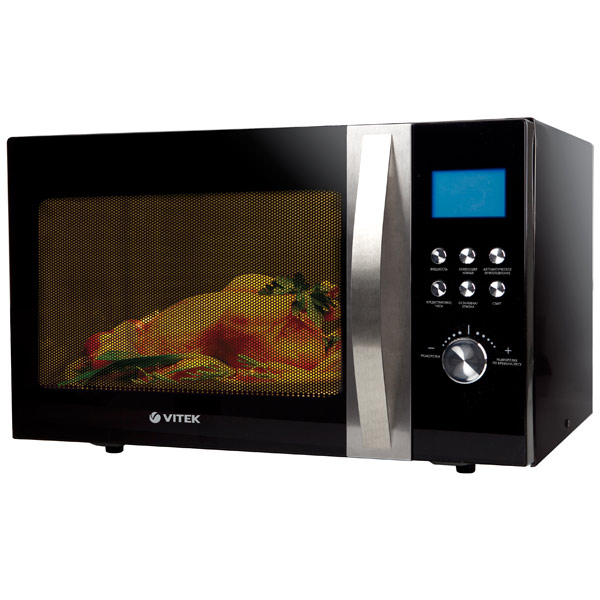 Микроволновая печь с грилем и конвекцией VITEK М.Видео 6490.000