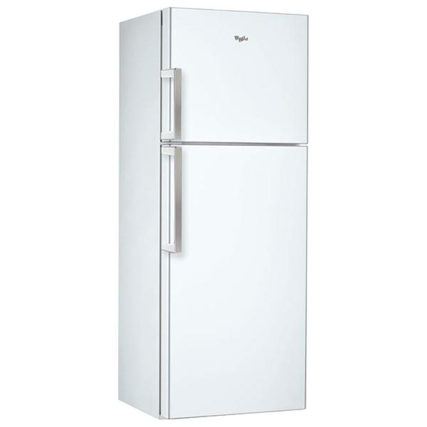 Холодильник с верхней морозильной камерой Широкий Whirlpool М.Видео 39990.000