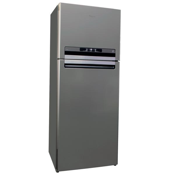 Холодильник с верхней морозильной камерой Широкий Whirlpool М.Видео 54990.000