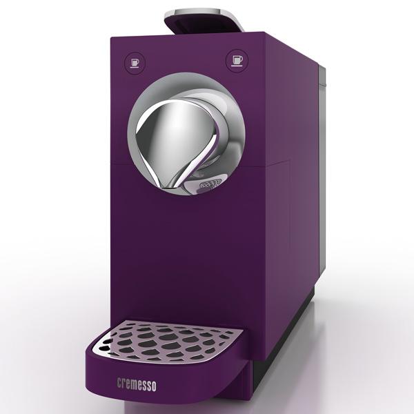 Кофеварка капсульного типа Cremesso М.Видео 7990.000