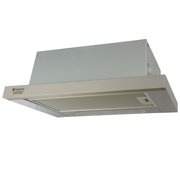 Вытяжка встраиваемая в шкаф 60 см Hotpoint-Ariston М.Видео 4790.000