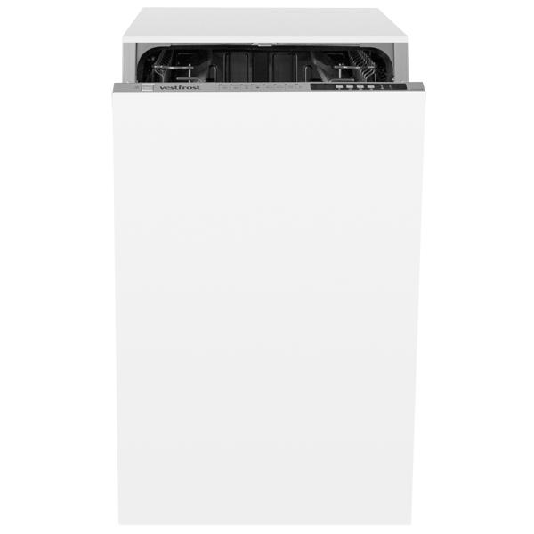 Встраиваемая посудомоечная машина 45 см Vestfrost М.Видео 20990.000
