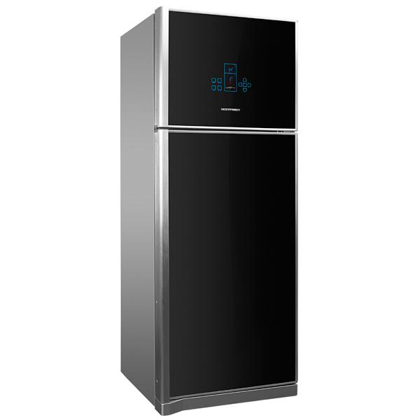 Холодильник с верхней морозильной камерой Широкий Vestfrost М.Видео 82990.000