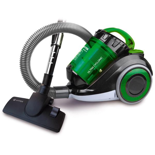 Пылесос с контейнером для пыли VITEK М.Видео 3190.000