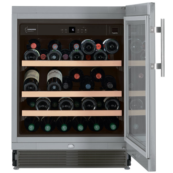 Встраиваемый винный шкаф Liebherr М.Видео 74990.000