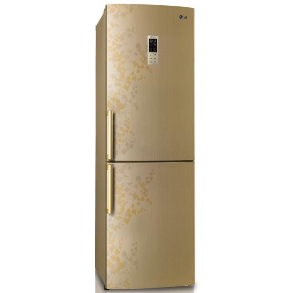 Холодильник с нижней морозильной камерой LG М.Видео 35990.000