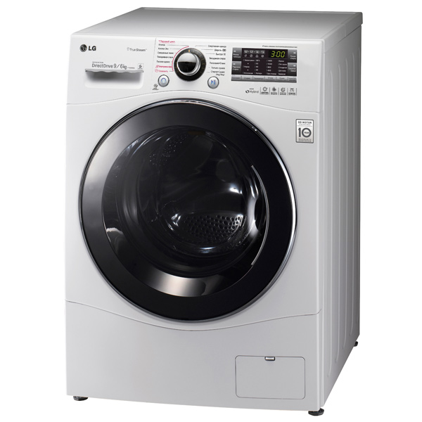 Стиральная машина с сушкой LG М.Видео 33990.000
