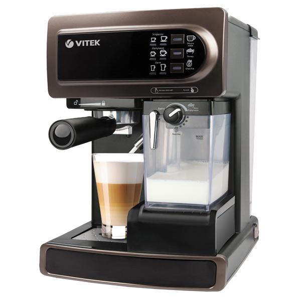 Кофеварка рожкового типа VITEK М.Видео 8190.000