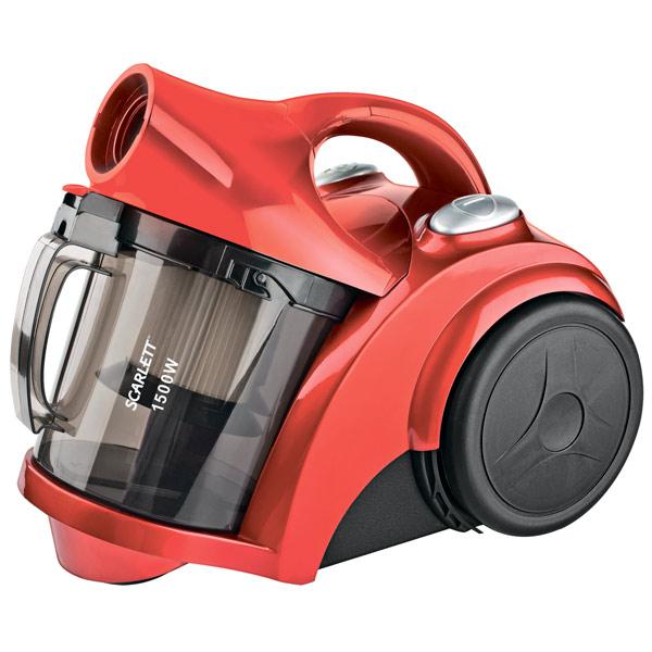 Пылесос с контейнером для пыли Scarlett М.Видео 1490.000
