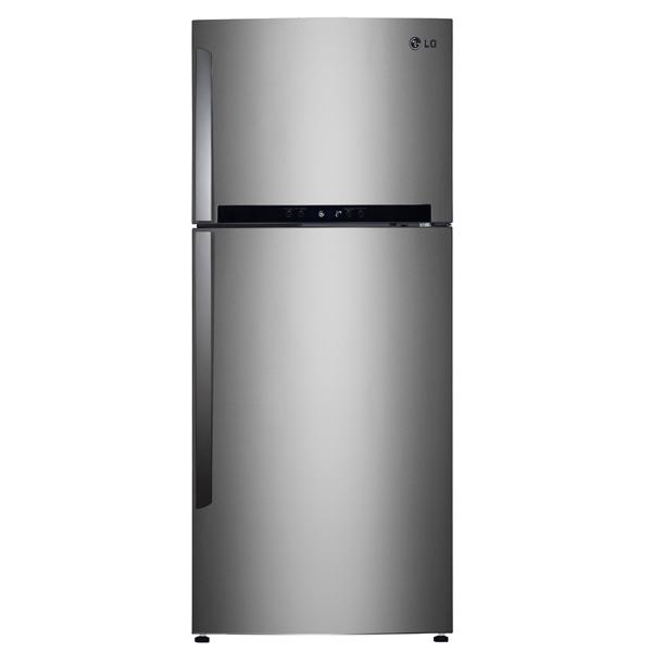 Холодильник с верхней морозильной камерой Широкий LG М.Видео 32290.000
