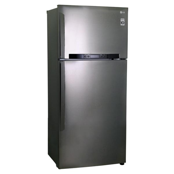 Холодильник с верхней морозильной камерой Широкий LG М.Видео 39990.000