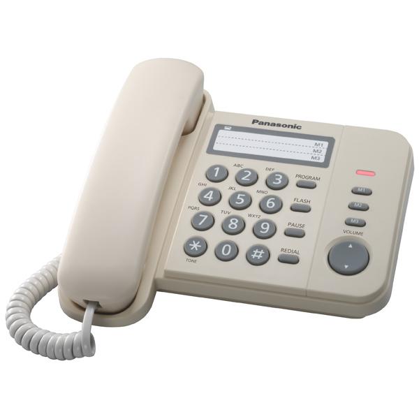 Телефон проводной Panasonic М.Видео 650.000