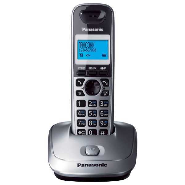 Радиотелефон DECT Panasonic М.Видео 1390.000