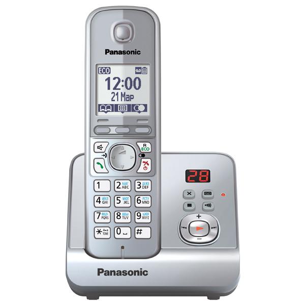 Радиотелефон DECT Panasonic М.Видео 2190.000